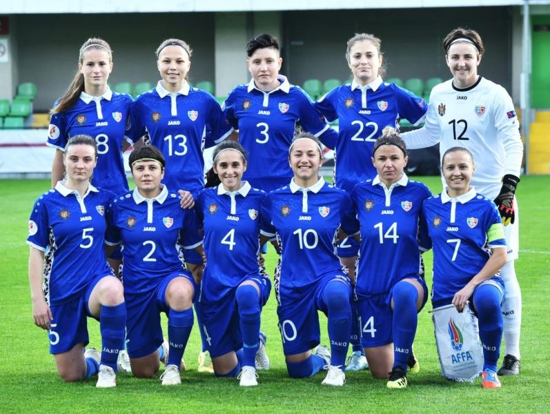 NATIONALA FEMININA A INVINS AZERBAIDJANUL
