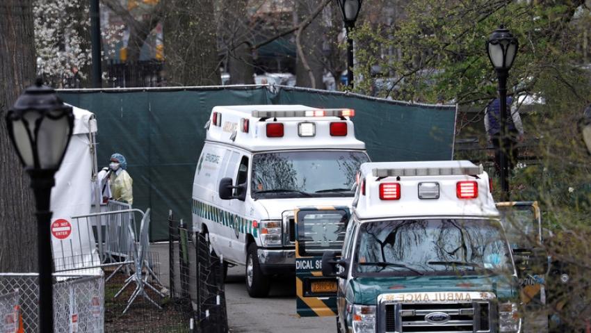 Mai mult de 15.000 de decese de COVID-19 in SUA