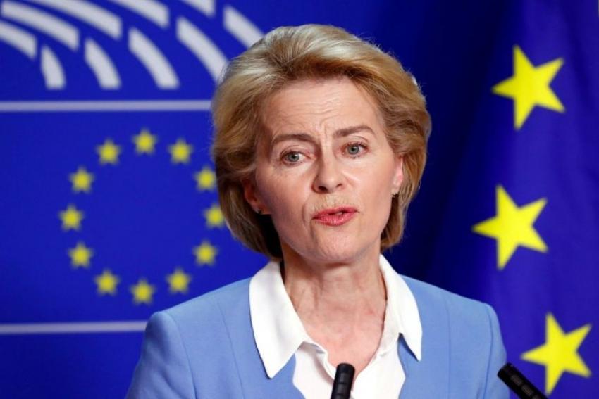 Ursula von der Leyen este de acord cu ideea unui certificat de vaccinare european