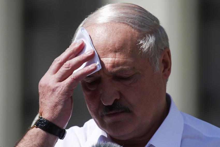 Aleksandr Lukasenko nu scapa de sanctiunile UE