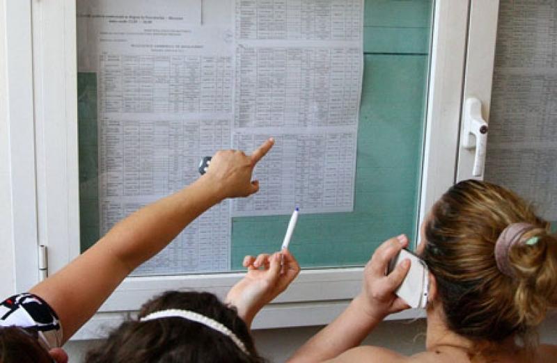 RATA DE PROMOVARE A EXAMENULUI DE BAC DIN ACEST AN A ATINS CIFRA DE 64,48%