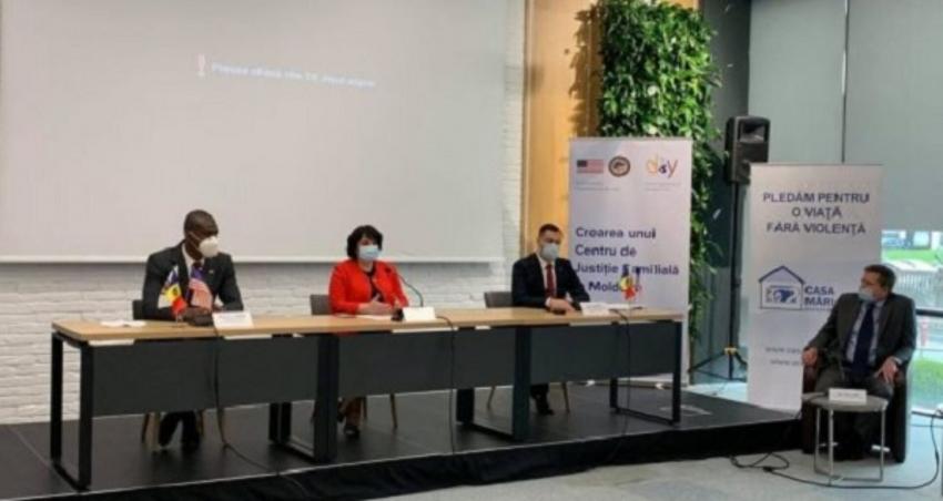UN CENTRU DE JUSTITIE FAMILIALA VA FI CREAT IN REPUBLICA MOLDOVA