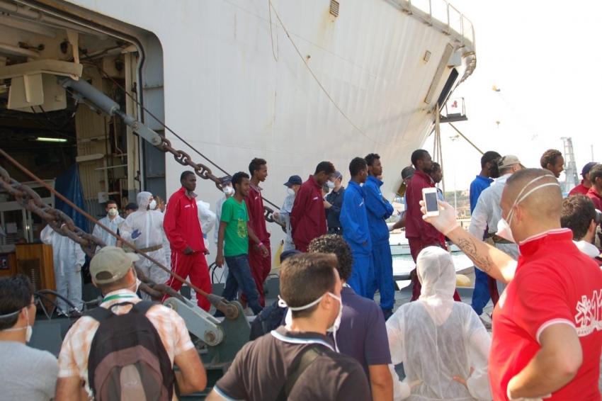 Afaceri europene cu migranti