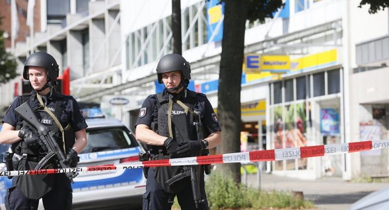 ATAC ARMAT IN GERMANIA - 2 MORTI SI 2 RANITI