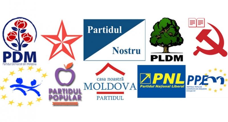 TOP-10: CELE MAI BOGATE PARTIDE DIN R. MOLDOVA