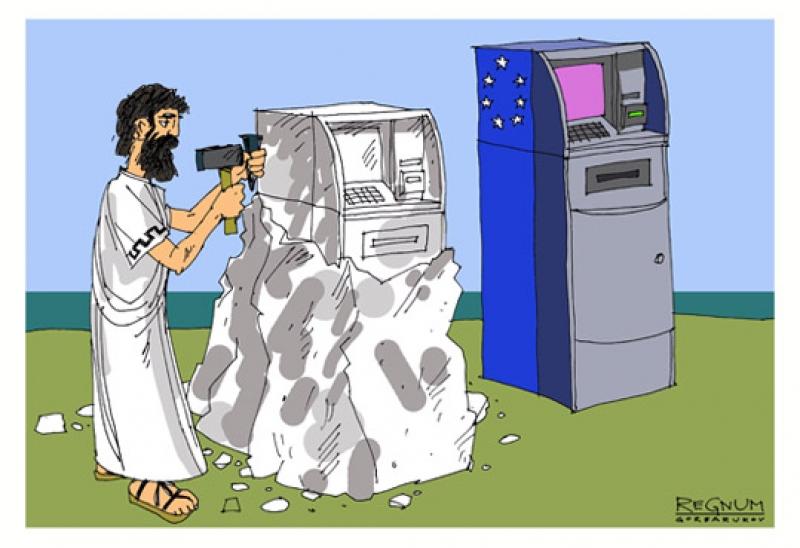 VA RAMINE GRECIA IN ZONA EURO?