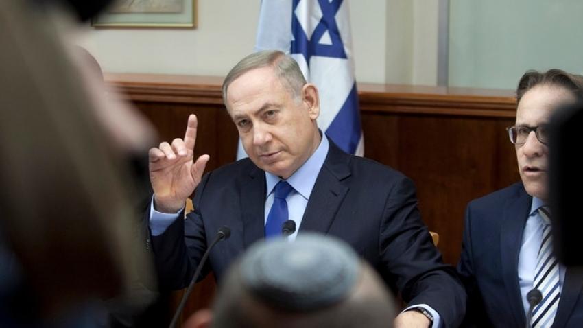 Netanyahu promite ca Israelul va anexa parti din Cisiordania daca va fi reales