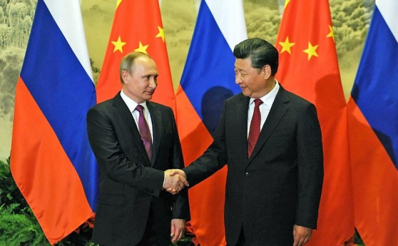 RUSIA SI CHINA SE OPUN SUA