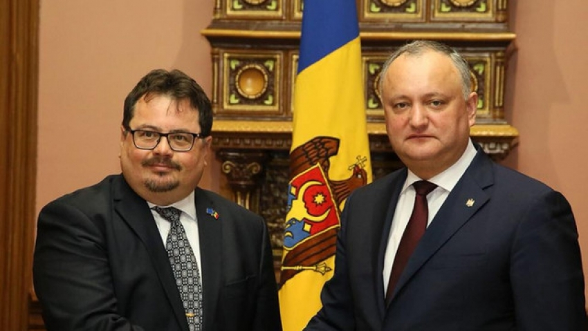 Intrevedere Igor Dodon-Peter Michalko