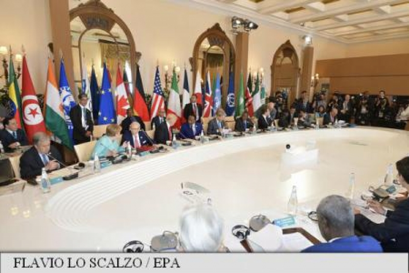 """STATELE MEMBRE G7 SE DECLARA """"PREGATITE SA LUCREZE"""" CU RUSIA PENTRU REZOLVAREA CONFLICTULUI SIRIAN"""