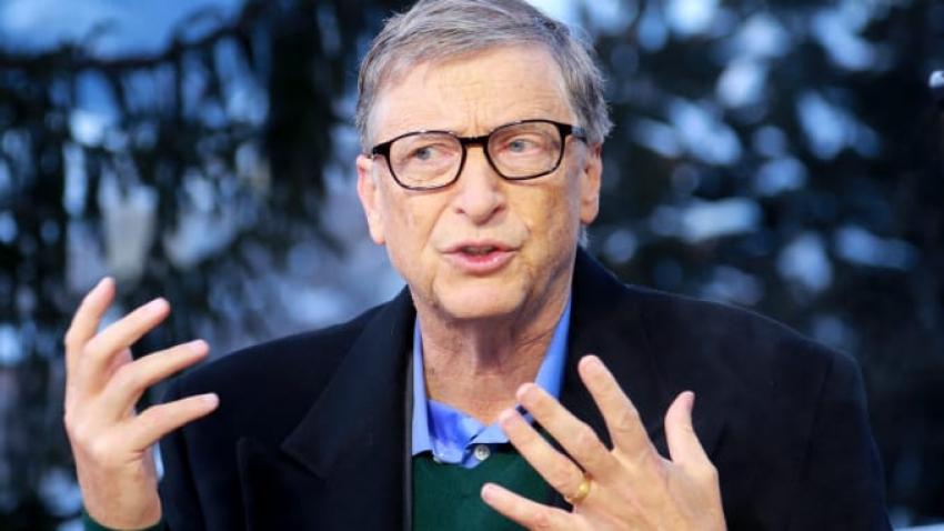 Bill Gates crede ca pandemia nu va fi depasita pina la finalul lui 2021