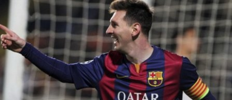 LIONEL MESSI, NOUL GOLGHETER ALL TIME DIN LIGA CAMPIONILOR