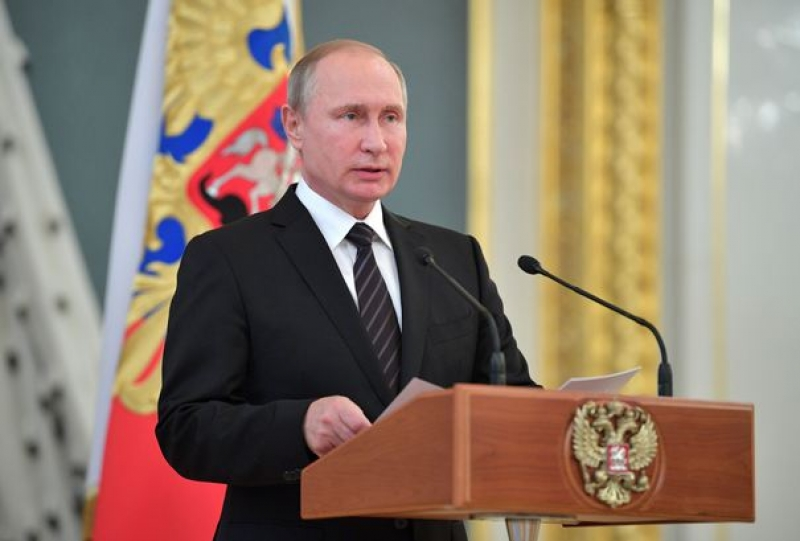 AVERTISMENTUL lui Vladimir Putin