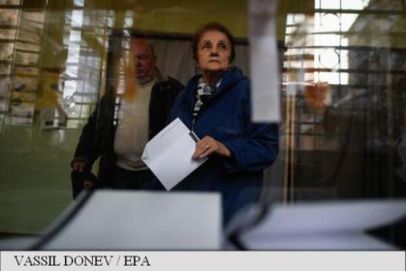 ALEGERI IN BULGARIA: GERB 32%, PSB 27%