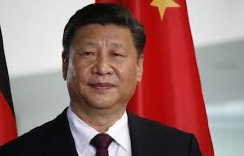 MESAJ DE FELICITARE ADRESAT DOMNULUI XI JINPING, PRESEDINTELE REPUBLICII POPULARE CHINEZE