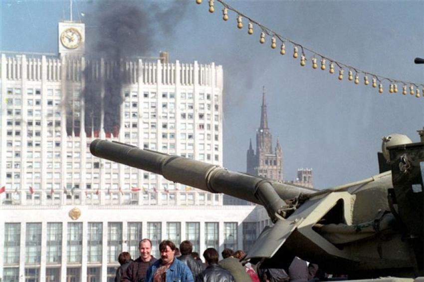 ГКЧП, как детонатор развала СССР