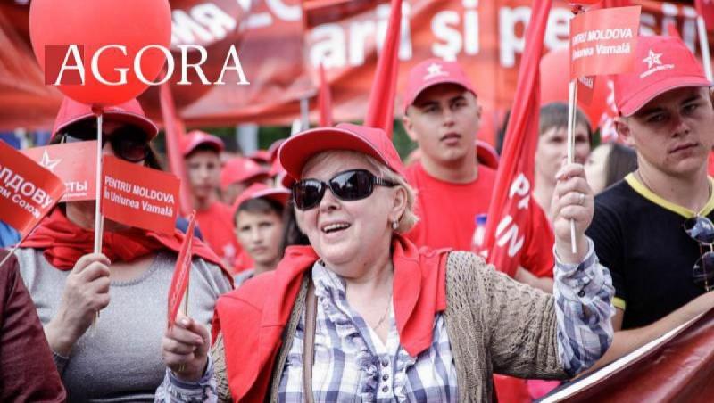 SOCIALISTII, CHEMATI LA MARS DE 9 MAI