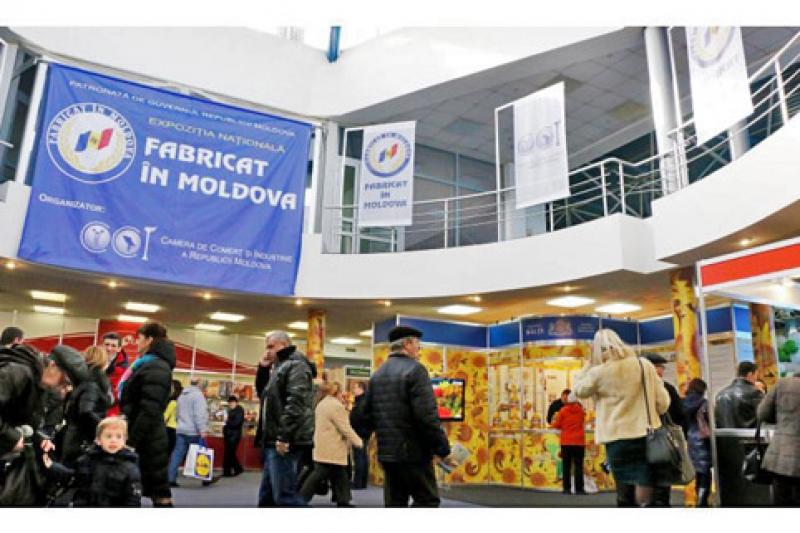 """FABRICAT IN MOLDOVA"" A AVUT UN NUMAR RECORD DE VIZITATORI"