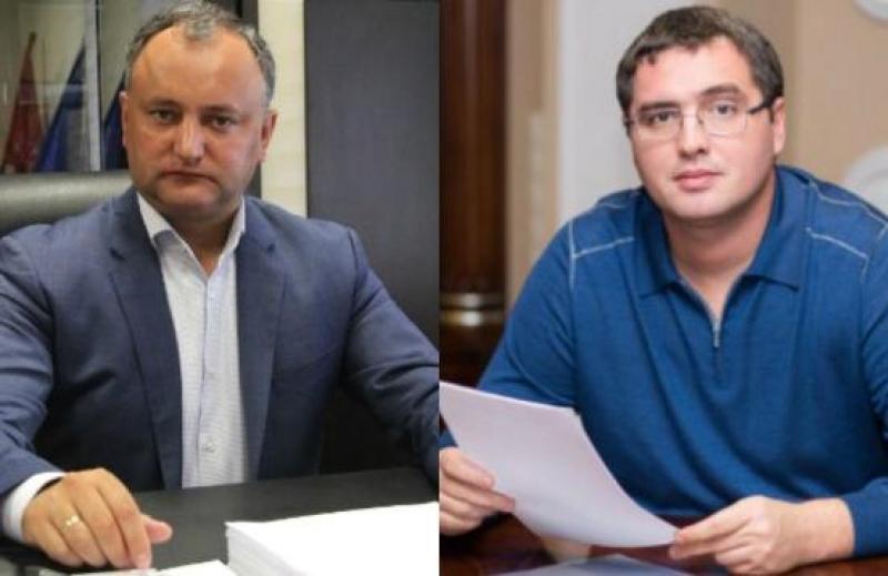 RENATO USATII ESTE GATA SA-L SUSIINA PE DODON LA PREZIDENTIALE