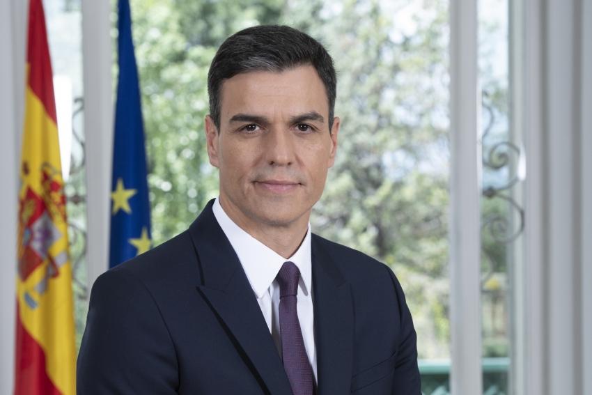 PREMIERUL ION CHICU L-A FELICITAT PE DOMNUL PEDRO SANCHEZ CU INVESTIREA IN FUNCTIA DE PRESEDINTE AL GUVERNULUI REGATULUI SPANIEI