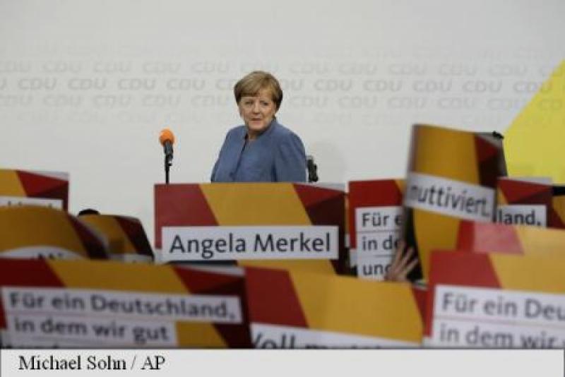 ALEGERI IN GERMANIA: