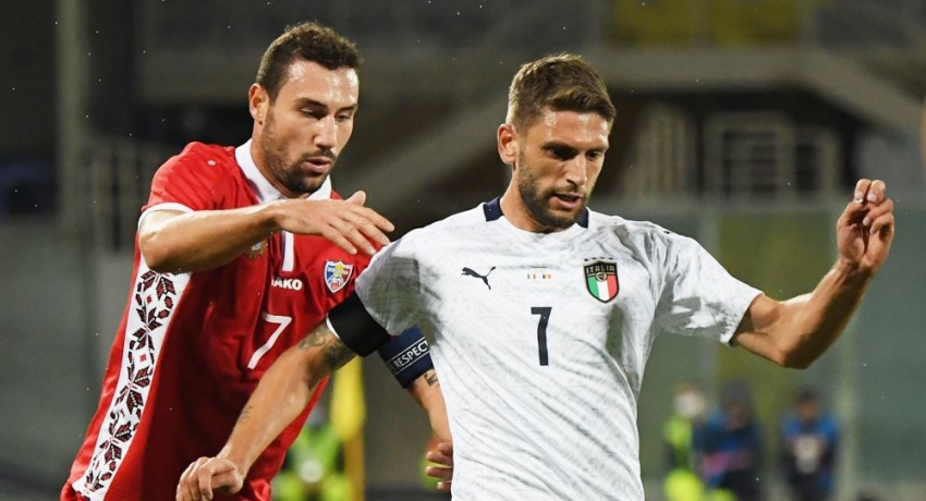 ITALIA – MOLDOVA 6-0