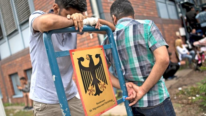 Numarul solicitarilor de azil in Germania a crescut din nou in acest an