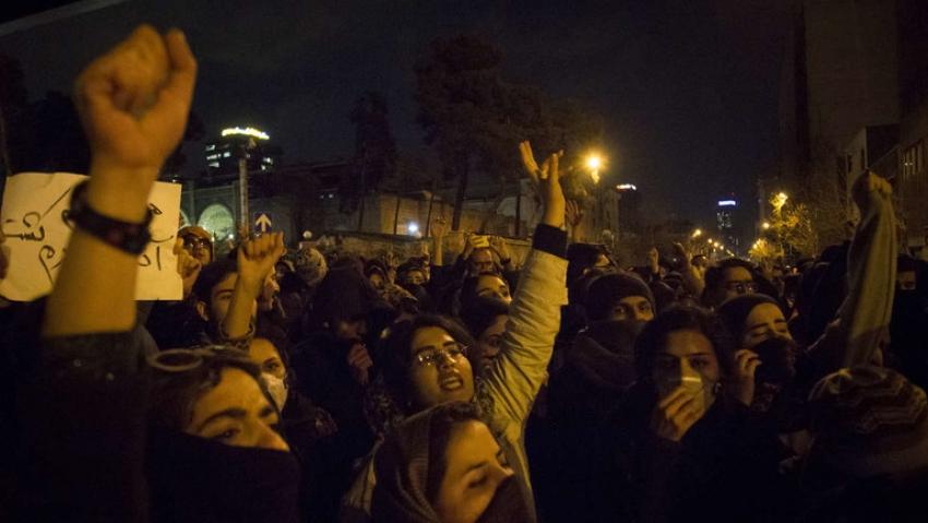 ONU cere o ancheta privind reprimarea protestelor din Iran