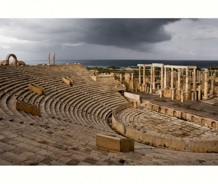 LIBIA, TARIMUL UNDE ISTORIA INTILNESTE MITOLOGIA
