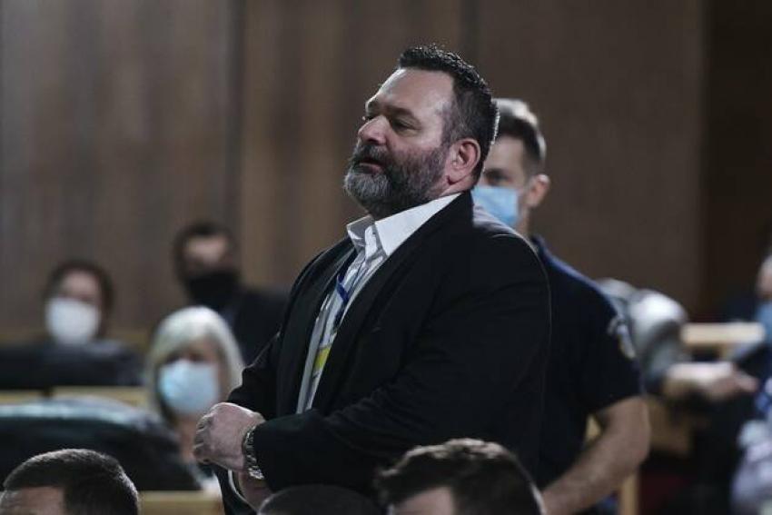 Eurodeputatul grec Ioannis Lagos, fost neonazist, a fost extradat in Grecia de catre Bruxelles