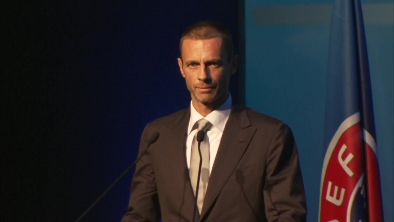 PRESEDINTELE UEFA EXCLUDE POSIBILITATEA INFIINTARII UNEI SUPER LIGI EUROPENE