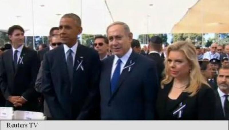 ISRAEL: LIDERI DIN INTREAGA LUME I-AU ADUS UN ULTIM OMAGIU LUI SHIMON PERES
