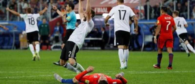 GERMANIA A CISTIGAT CUPA CONFEDERATIILOR 2017