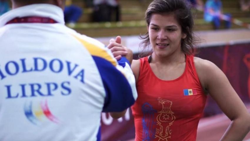 ANASTASIA NICHITA VA LUPTA IN FINALA CAMPIONATULUI EUROPEAN