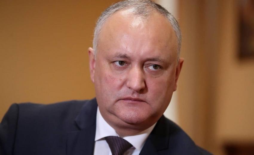 IGOR DODON A PLECAT LA MOSCOVA: URMEAZA SA VIN CU MULTE NOUTATI BUNE