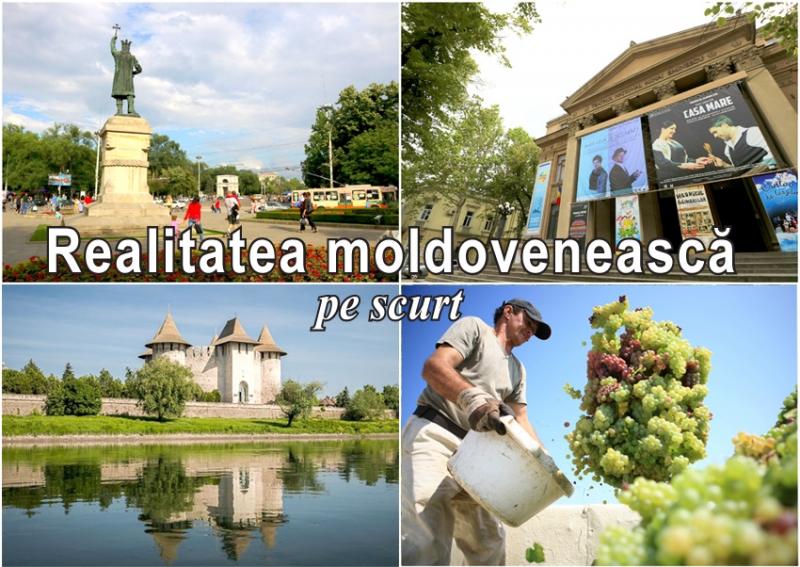 REALITATEA MOLDOVENEASCA PE SCURT-2 (13 decembrie 2017)