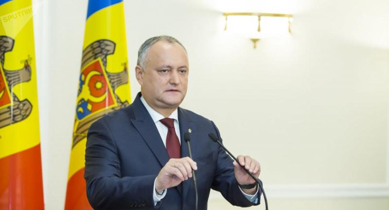 MECIUL MOLDOVA-FRANTA: MESAJUL PRESEDINTELUI TARII CATRE SELECTIONATA MOLDOVEI