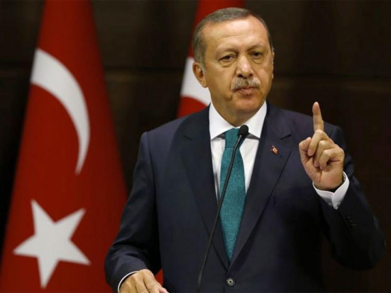 Erdogan anunta reluarea forajelor turce in Mediterana orientala