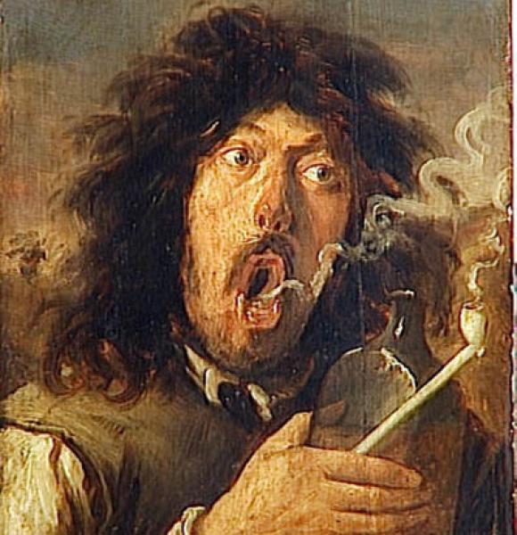 ISTORIA PRIMULUI FUMATOR DIN EUROPA