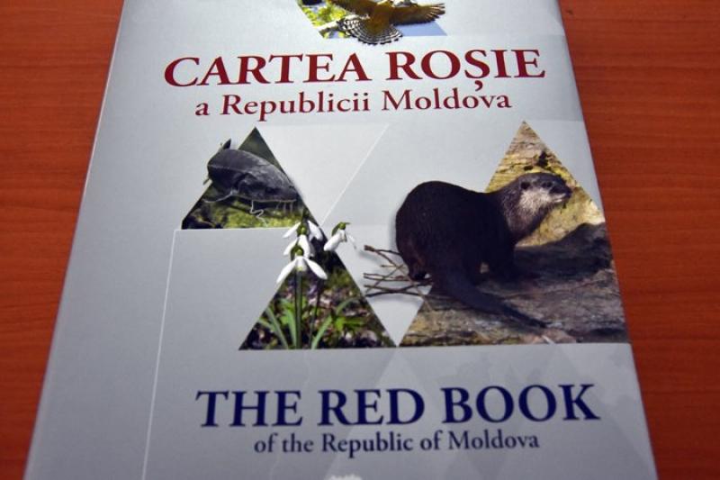 A FOST LANSATA CARTEA ROSIE A REPUBLICII MOLDOVA