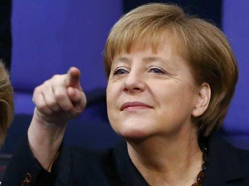 """Merkel: Germania si Franta vor elaborarea unei """"strategii industriale europene"""""""