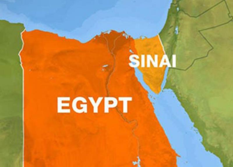 SERIE DE ATENTATE IN PENINSULA EGIPTEANA SINAI
