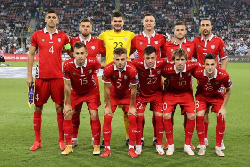 NATIONALA MOLDOVEI OCUPA LOCUL 181 IN CLASAMENTUL FIFA