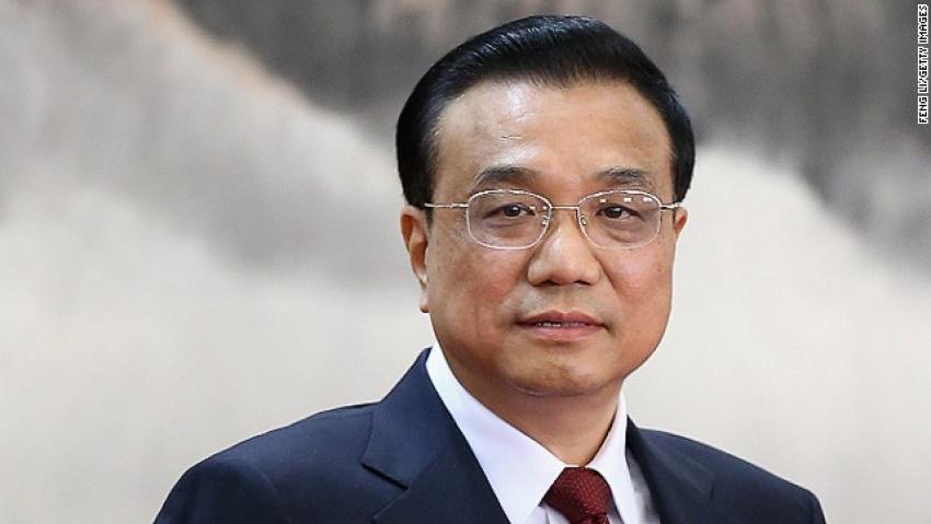 PREMIERUL CONSILIULUI DE STAT AL REPUBLICII POPULARE CHINEZE, LI KEQIANG, I-A ADRESAT UN MESAJ DE FELICITARE PRIM-MINISTRULUI ION CHICU