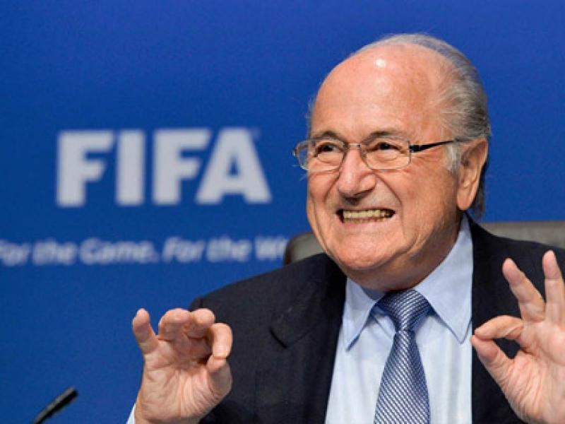 ALEGERI LA FIFA: JOSEPH BLATTER CISTIGA UN AL CINCILEA MANDAT DE PRESEDINTE