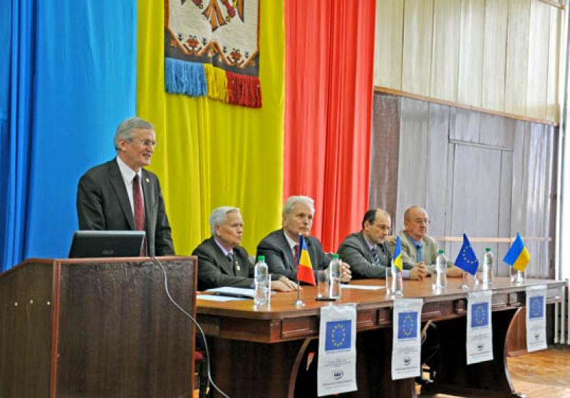 """PROIECTUL TRANSFRONTALIER """"PROMOVAREA PRODUCTIEI SUSTENABILE SI IMPLEMENTAREA BUNELOR PRACTICI IN FERMELE DE BOVINE DIN ZONA TRANSFRONTALIERA ROMANIA – REPUBLICA MOLDOVA SI UCRAINA"""""""
