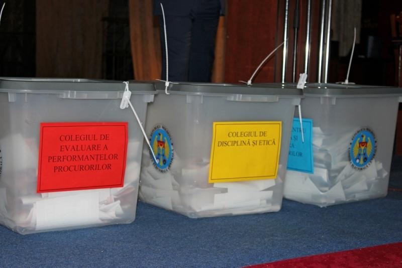 Procurorii au ales componenta noilor organe de autoadministrare