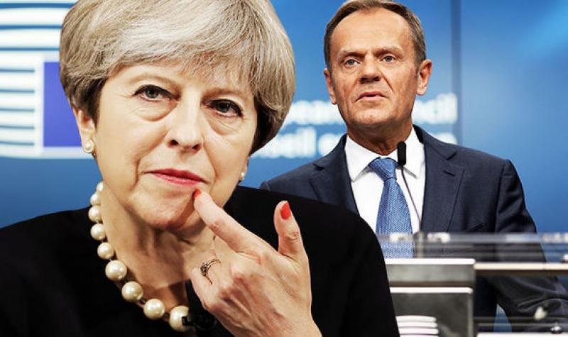 Theresa May a acceptat oferta UE de aminare a Brexit-ului