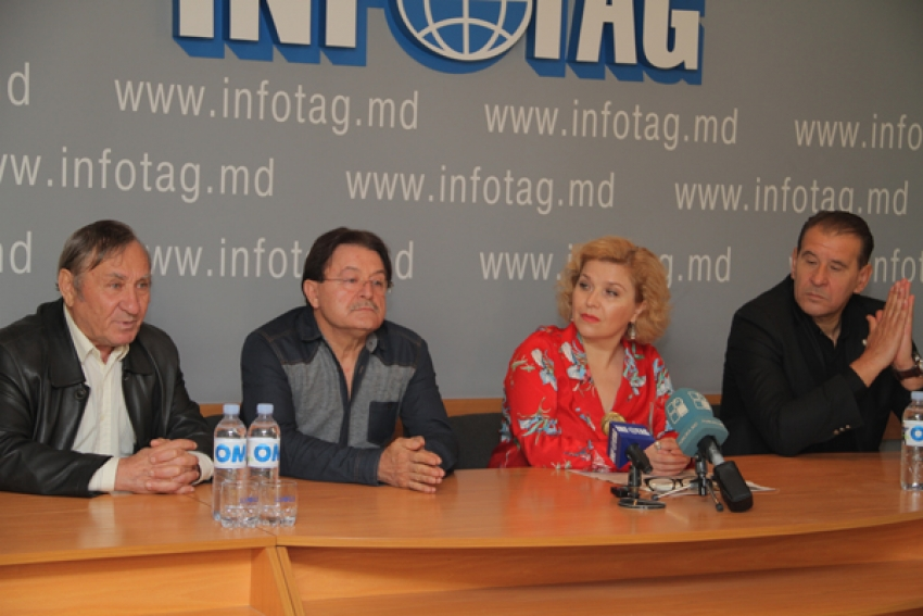 OAMENII DE CULTURA SI ARTA DIN REPUBLICA MOLDOVA SI-AU EXPRIMAT SUSTINEREA PENTRU ION CEBAN