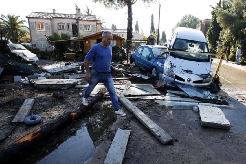 Catastrofele naturale din 2020 au provocat daune de sute de miliarde de dolari